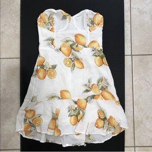 For love and lemons limonada dress